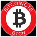 BitcoiNote BTCN Logo