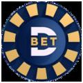DecentBet DBET Logo