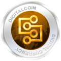 Digitalcoin DGC Logo