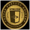 HTMLCOIN Logo