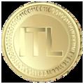 Italian Lira ITL Logo